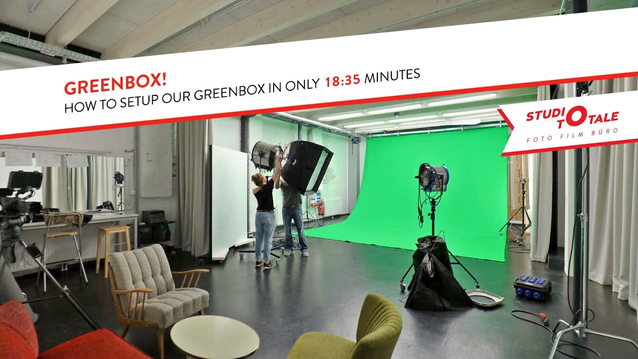 Green Box Architecture how to set up greenbox in 30 minutes