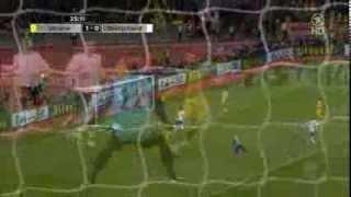2011.11.11 Debutant Ron-Robert Zieler, Deutschland gegen Ukraine