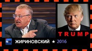 Трамп ликвидирует Жириновского
