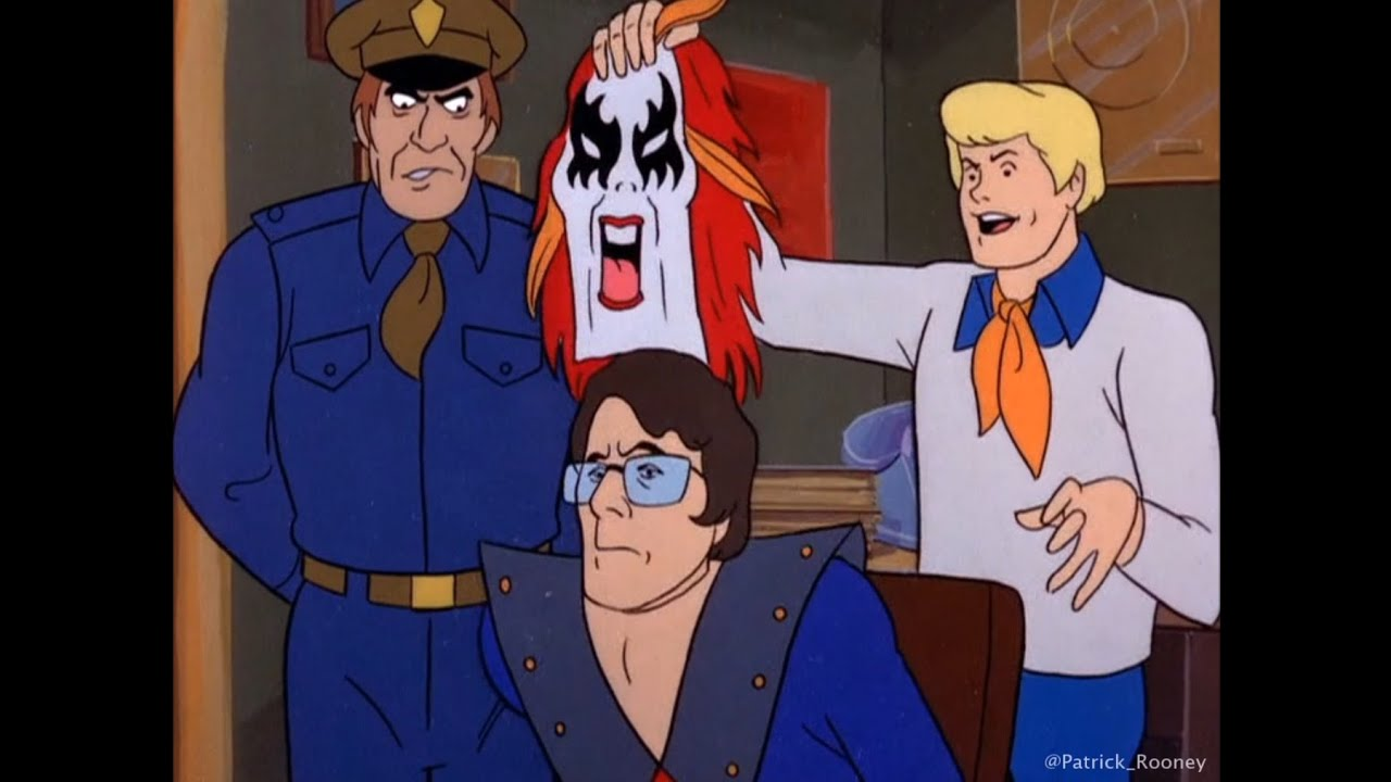 Image result for scooby doo villains reveal
