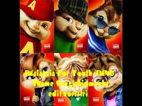 1Malaysia For Youth (1M4U) Theme Song(chipmunks)