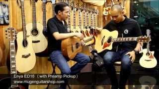 Enya Guitar ED18 by Acousticthai.Net