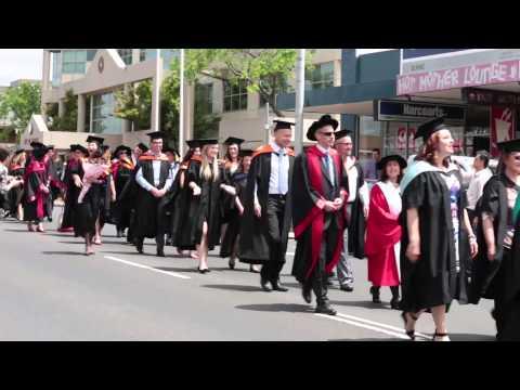 UTAS graduation march