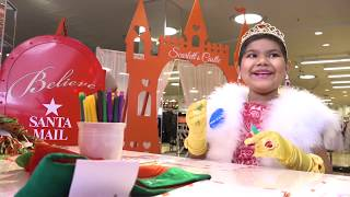 Make A Wish - Macy's Believe Day - Scarlett's Wish