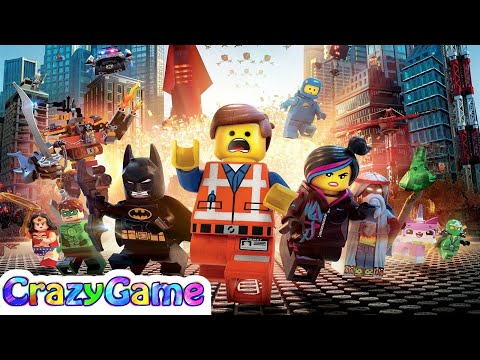 The LEGO Movie Full Game - Best Game for Children & Kids