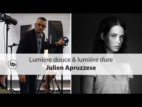 📷 SHOOTING PORTRAIT PHOTO par JULIEN APRUZZESE chez PROFOTO au SALON DE LA PHOTO 2017