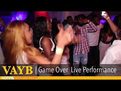 VAYB - Game Over Live Video Performance in...