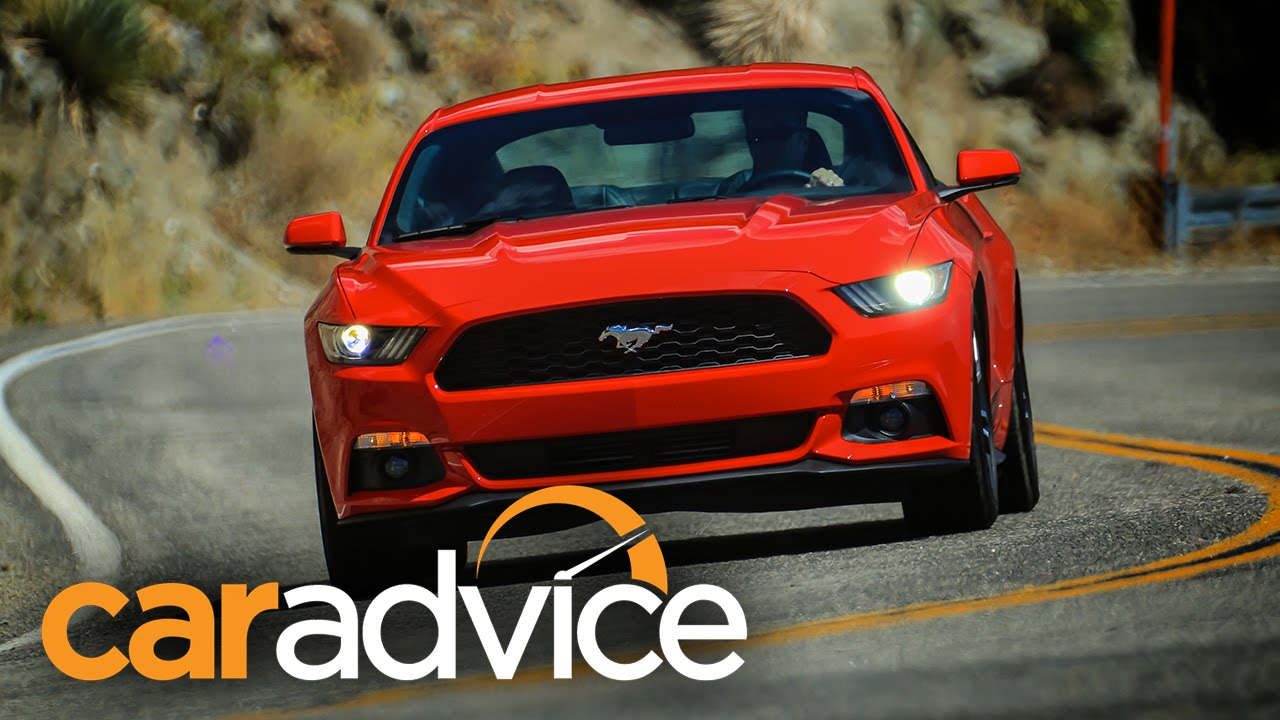 Lastest 2015 Ford Mustang Review  Ozbound Muscle Car Driven