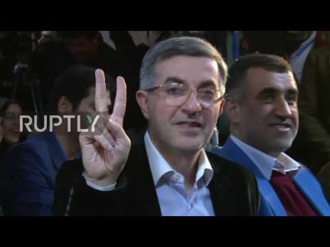 Iran: Ahmadinejad announces support for Baghaie in May's presidential elections