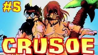 CRUSOE - Ep. 5 - Monstres Pop - Fanta et Bob dans Minecraft