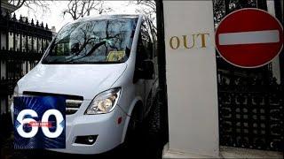 Российские дипломаты покидают Лондон. 60 минут
