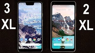 Pixel 3 XL vs Pixel 2 XL - Comparison and Conclusion