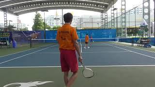KANN・ORN(Cambodia)  vs SUGIURA・NAMETA(Japan) AGELCUP2016