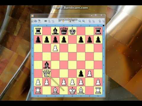 Šahovska taktika -REYON-X - Petrosian vs Ree # 168 sah i mat