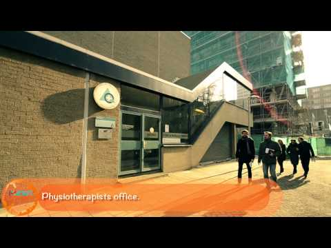 ESN-Rotterdam: Erasmus University Campus Tour
