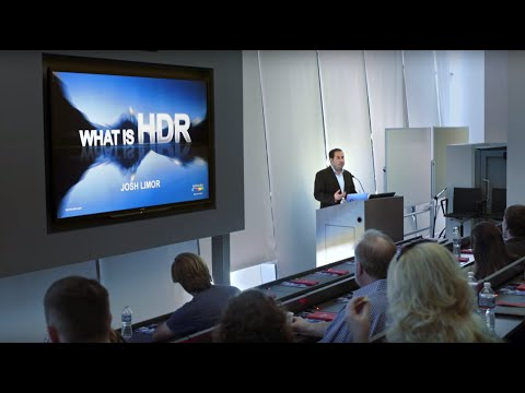 What is HDR? - Technicolor HDR Series Workshop
