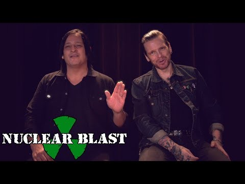 BLACK STAR RIDERS - Robert and Ricky on working with Jay Ruston (OFFICIAL TRAILER)