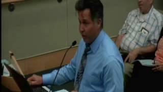 Joe Imbriano addressing the corrupt Fullerton City Council