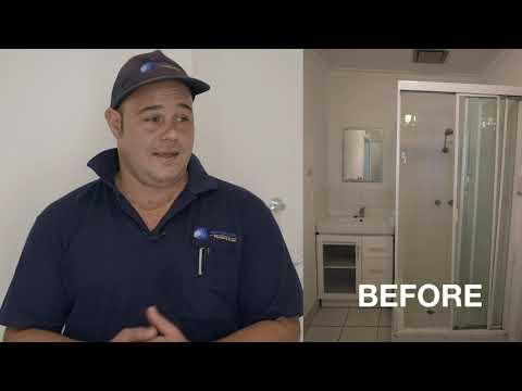 Bathroom renovation, Scarborough