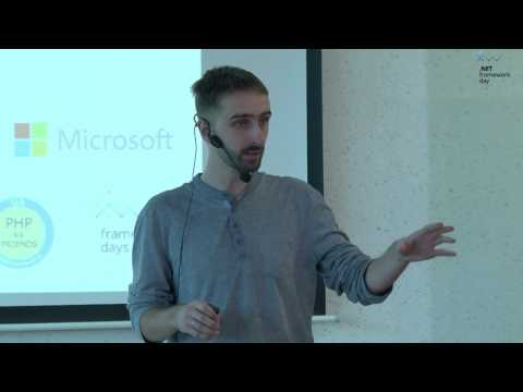 "Михайло Чалий ""Serverless Architectures using .NET and Azure"""