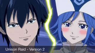 All of Juvia's Spells - Fairy Tail