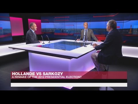 Hollande vs Sarkozy: A remake of the 2012 presidential election?