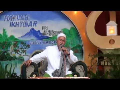 ceramah agama Kh.Fuad Nur hasan Sidogiri