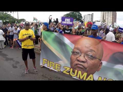 07 April 2017 - March in Durban