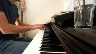 Passion of Love, Hans Gunter Heumann- piano cover.AVI