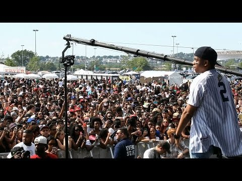 "MACK WILDS - ""Own it"" Live at HOT97 Summer Jam 2014"