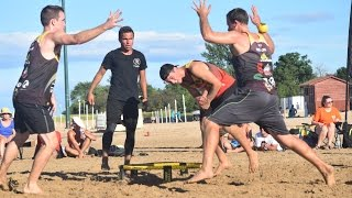 USA Spikeball Chicago Grand Slam Finals 2016 - Chico Spikes vs. The Rookies