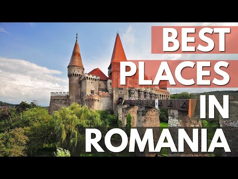 10 Best Travel Destinations in Romania