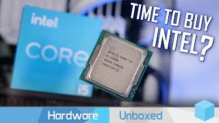 Intel Core i5-11600K Review, vs. Ryzen 5 5600X & Core i5-10600K