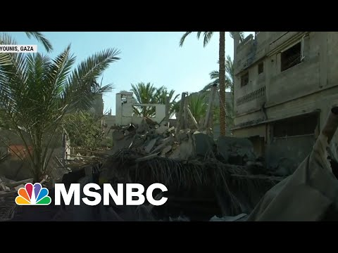"U.N. Leader: Children Of Gaza Living In 'Hell On Earth"""