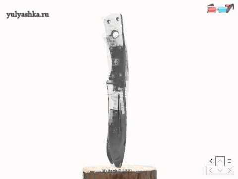 Аир нож Чухонец (yulyashka.ru)