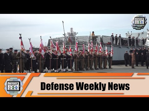 Defense Security News TV Weekly Navy Army Air Forces Industry Military Equipment December 2019 V1