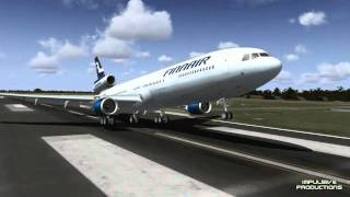 FSX - Aerosoft Weeze X - Promo made by Customer