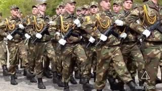 Парад 9 мая 2017 в Гродно