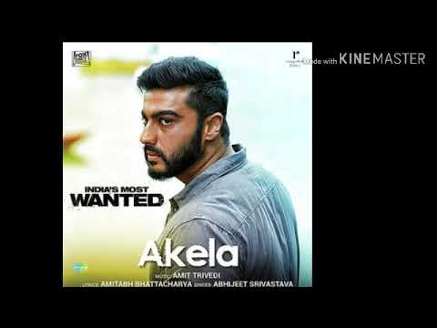 akela---indian-most-wanted-mp3-(2019)-song