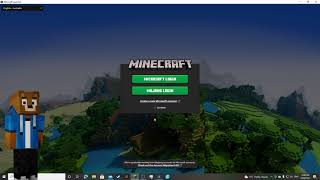 How to login t๐ Minecraft Java after account migration