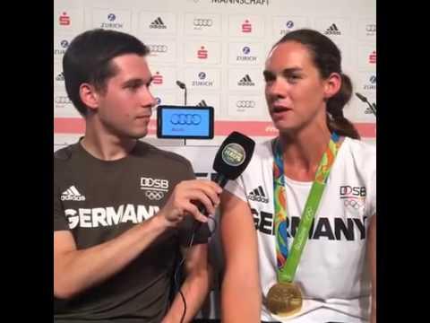 """""""Deutsches Haus Live"""" mit unserem Beachvolleyball-Team Laura Ludwig & Kira Walkenhorst"""