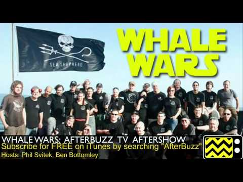 """Whale Wars  After Show  Season 5 Episode 5 """" Crossing the Line """" 
