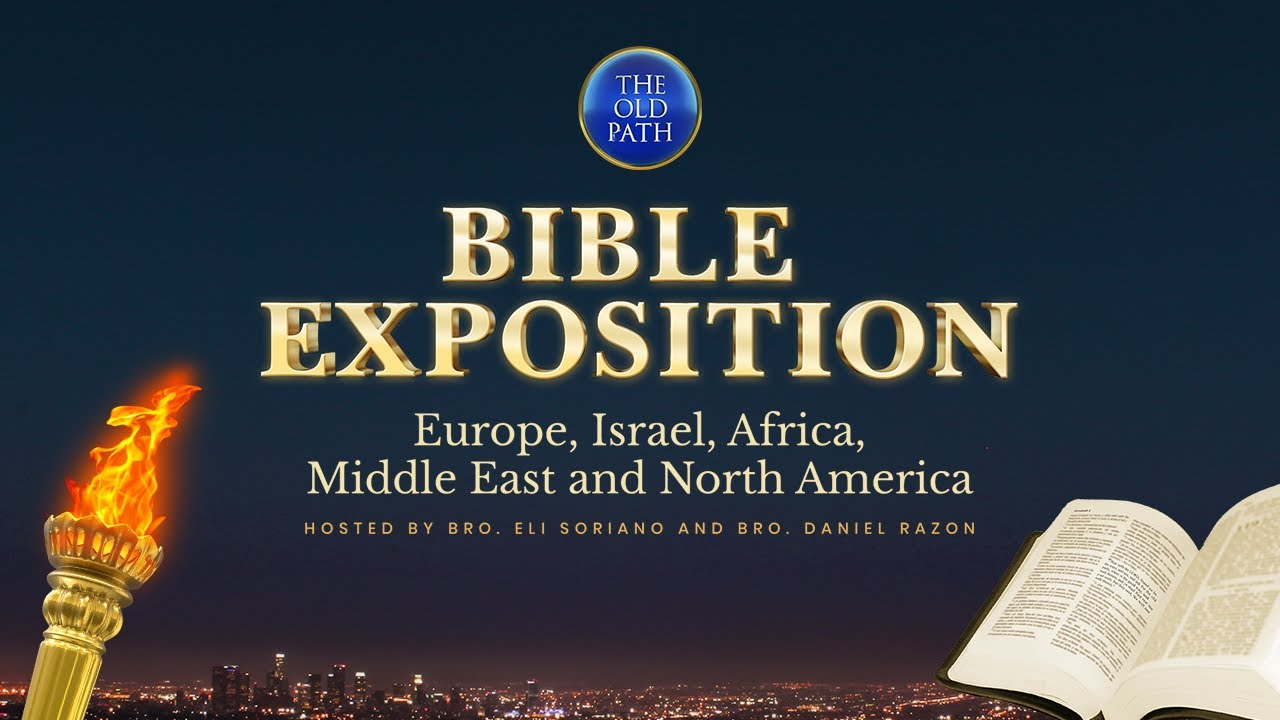 WATCH: Ang Dating Daan Bible Exposition - February 25, 2021, 12 AM (PHT)