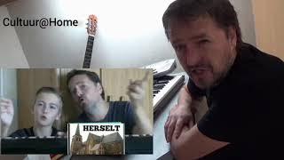 Cultuur@home - Werner Bos (iets met filmpjes)