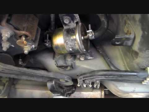 1997-01 Infiniti Q45 fuel filter replacet - YouTube