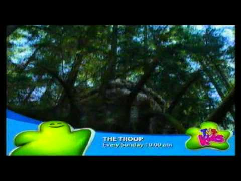 Promo The Troop (Tv3 Kids) @ Tv3! (Every Sunday - 10.00 am)