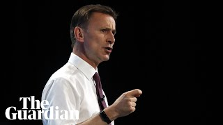 Jeremy Hunt says Iran tanker seizure is unacceptable, warns of 'serious consequences'