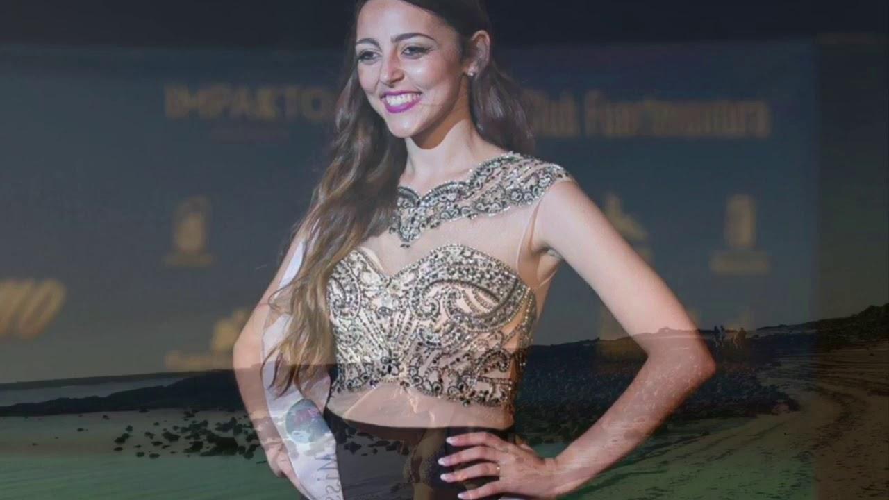 Andrea Oliveira - Miss Grand Motril 2019
