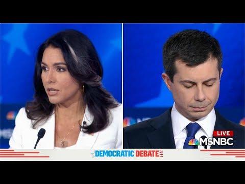 Watch Most Heated Democratic Debate Highlights In Atlanta