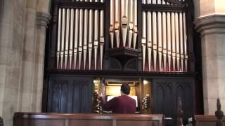 Love Divine All Loves Excelling Tune Blaenwern: St Gabriels Church Brynmill Swansea South Wales